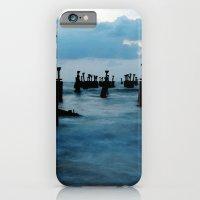Pillars By The Sea iPhone 6 Slim Case