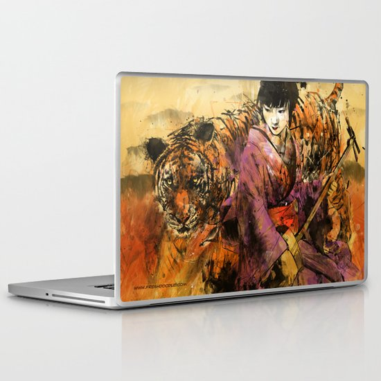Common Ground Laptop & iPad Skin
