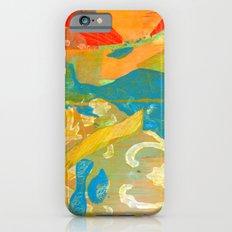 Tricolor Slim Case iPhone 6s