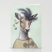 Oh Deer, That´s Posh! Stationery Cards