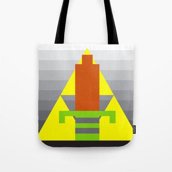 8-Bit Hero Tote Bag