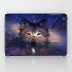 Wolf Energy iPad Case