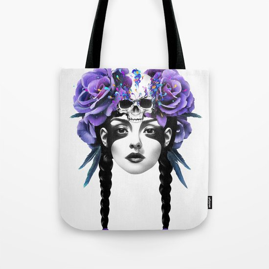 New Way Warrior Tote Bag