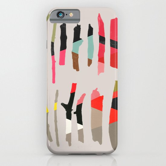 Painted Twigs 1 iPhone & iPod Case
