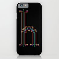 iPhone & iPod Case featuring H like H by Robert Karpati