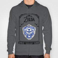 Zelda Legend - Hylian Sh… Hoody