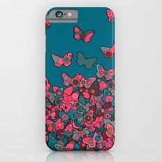 Flutterflies Slim Case iPhone 6s