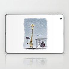 Even successful business giraffes have bad days Laptop & iPad Skin