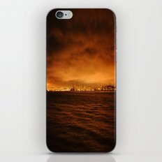 VIEW FROM FORT BAKER II iPhone & iPod Skin