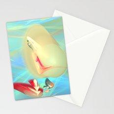 Leben - explore the life Stationery Cards