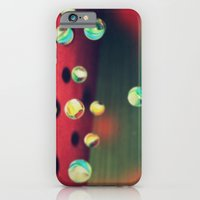 Retro Marbles iPhone 6 Slim Case