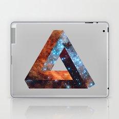 Impossible galaxy triangle Laptop & iPad Skin