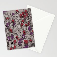 The Great Battle of 1211 Stationery Cards