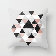 Graphic 202 Throw Pillow