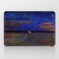 fantasy landscape x iPad Case