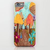 Alice in the Forest iPhone 6 Slim Case