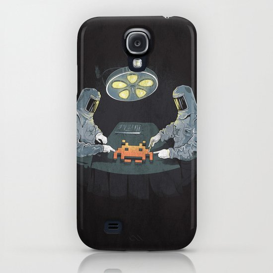 Alien Autopsy iPhone & iPod Case