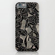 - Cosmophobic Cow - iPhone 6 Slim Case