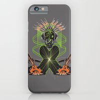 iPhone & iPod Case featuring Sound Asylum by Buzatron
