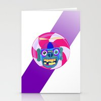 CANDYADDICT MONKEY Stationery Cards