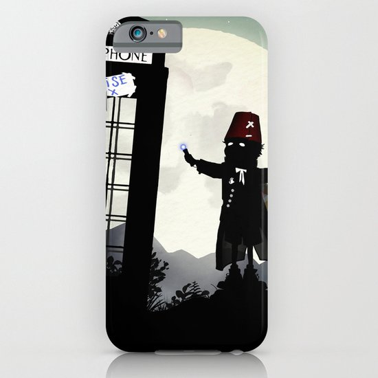 Who Kid iPhone & iPod Case