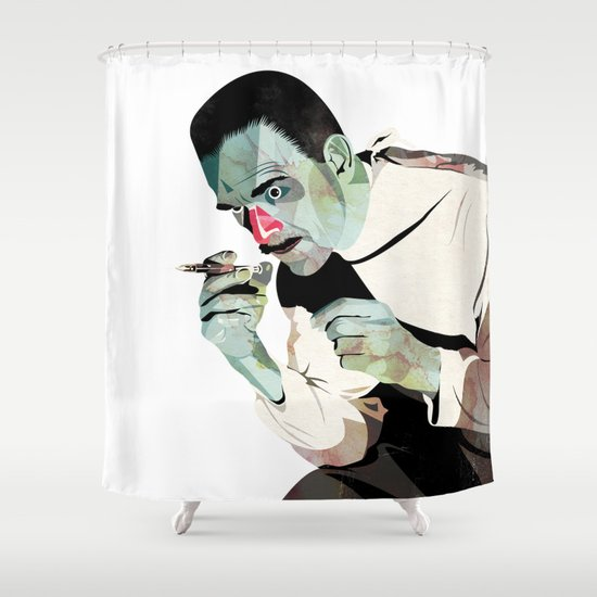 Dr. Sovac Shower Curtain