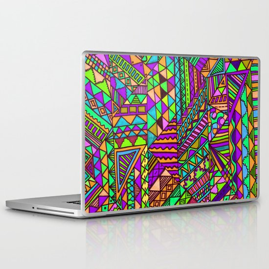 Wild One Three Laptop & iPad Skin