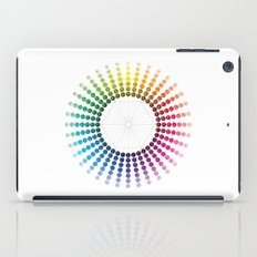 Color Wheel iPad Case