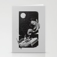 Fly Fishing Stationery Cards