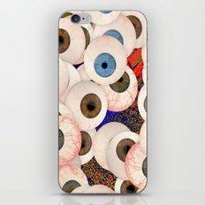 YEUX iPhone & iPod Skin