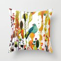 retrouver son chemin Throw Pillow