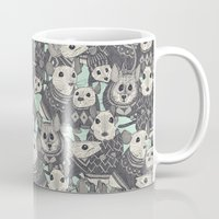 Sweater Mice Mint Mug
