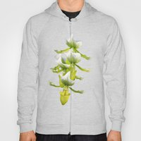 Green Orchid Hoody
