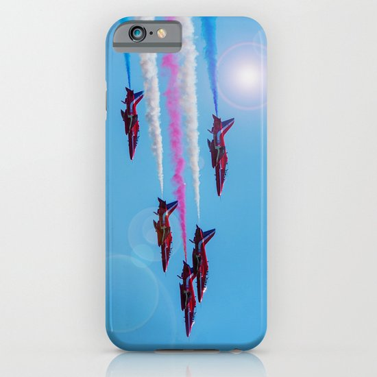 ARROWS IN FLIGHT iPhone & iPod Case