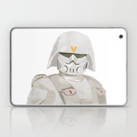 Ralph McQuarrie concept Snowtrooper  Laptop & iPad Skin