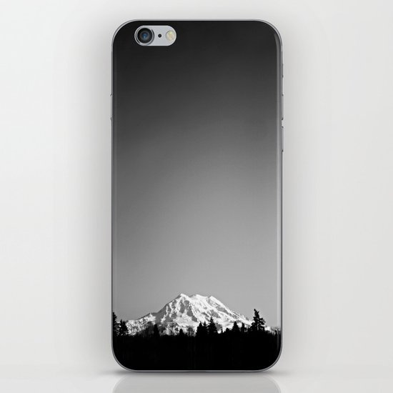Mt. Rainier iPhone & iPod Skin