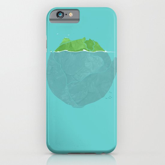 Iceberg Lettuce iPhone & iPod Case