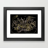 Project 5 Framed Art Print