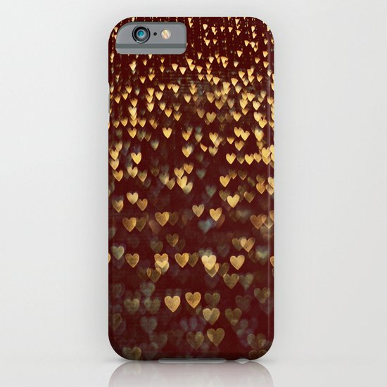 When We Fell in Love iPhone & iPod Case