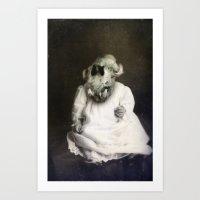 Aleister Art Print