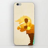 Carl's Dream iPhone & iPod Skin