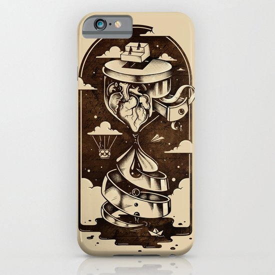 Time Heals iPhone & iPod Case