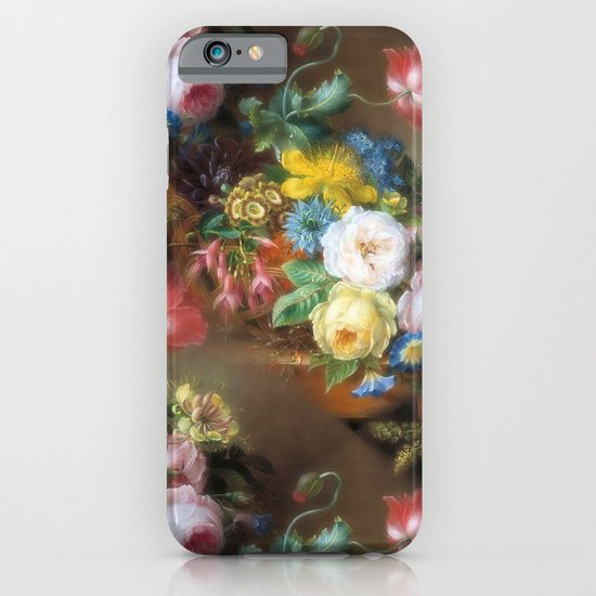 Soft Summer Bouquet iPhone & iPod Case