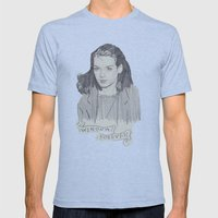 Winona Forever Mens Fitted Tee Athletic Blue SMALL