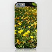 Flowers on the Hill iPhone 6 Slim Case