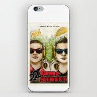 22 JUMP STREET iPhone & iPod Skin