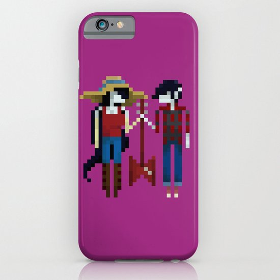 The Vampire Queen and King iPhone & iPod Case