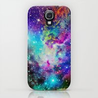 Galaxy S4 Cases featuring Fox Nebula by Starstuff