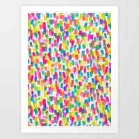 Color Joy Art Print