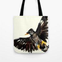 Singapore Bird Tote Bag